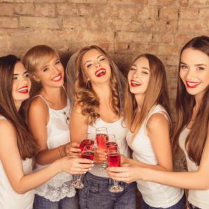 Scegli  il week end per festeggiare con le amiche l'addio nubilato