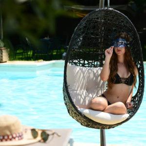 Ingresso Giornaliero dal Lunedì al  Venerdì nella piscina immersa nel verde di Fiuggi Terme