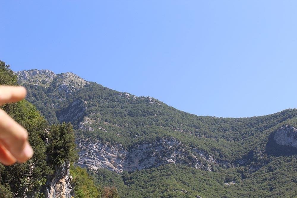Percorsi guidati trekking in Ciociaria