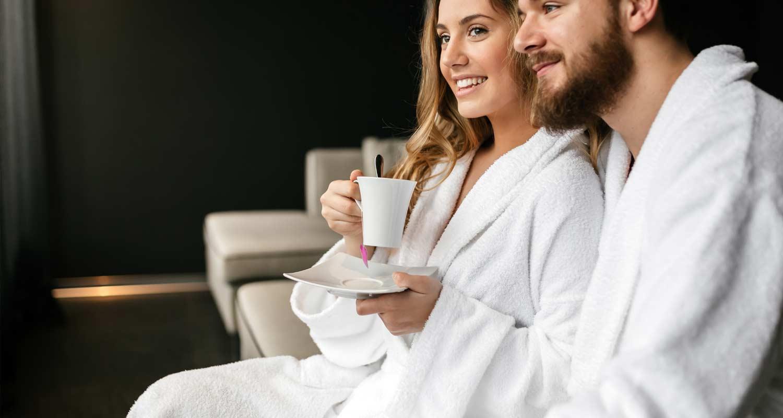 Benessere di coppia hotel con Spa Fiuggi