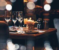 idea regalo sapore e benessere cena romantica