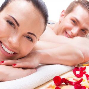 Day spa romantico con massaggio di coppia