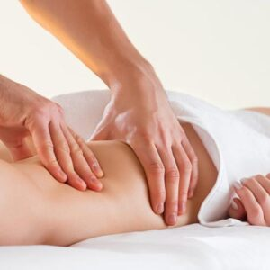 massaggio circolatorio